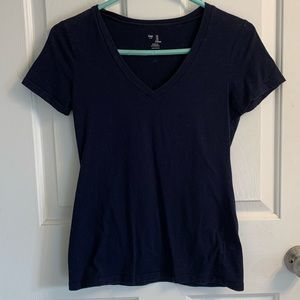 FREE with purchase. GAP vneck T-shirt